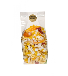 Mélange de fruits secs extra 500gr