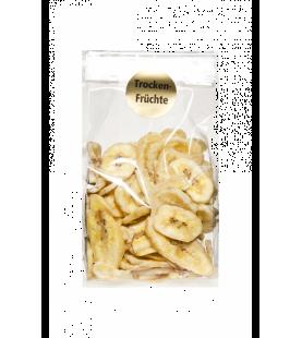 Bananes séchées 180gr
