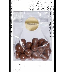 Dragées Haselnuss mit Schokolade - 100gr