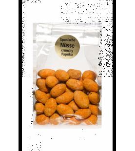 Spanische Nüsse crunchy mit Paprika 180gr