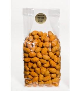 Spanische Nüsse crunchy mit Paprika 500gr
