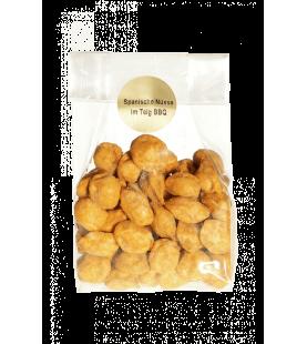 Spanische Nüsse im Teig BBQ 100g