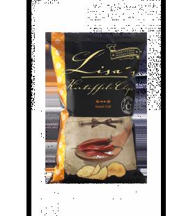 Chips chili ( Bio ) 110gr
