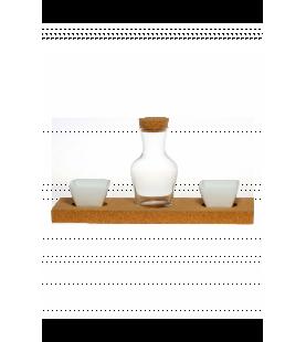Kleines Set mit Porzellan Schalen