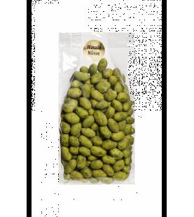 Noix espagnoles au wasabi 500gr