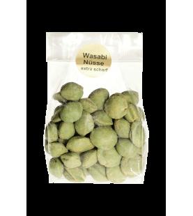 Spanische Nüsse mit Wasabi extra scharf 100gr