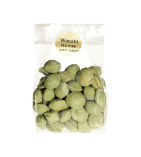 Wasabis extra piquants 100gr