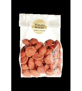 Spanische Nüsse mit Wasabi extra scharf 180gr