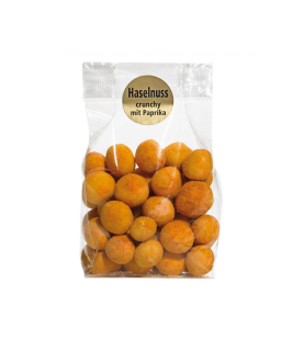Haselnuss crunchy mit Paprika 180gr