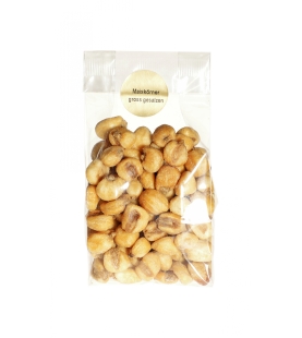 Grands grains de maïs salés 180gr