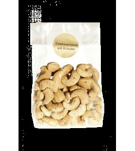 Cashewnüsse mit Kräuter 180gr