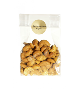 Cashewnüsse Curry 180gr